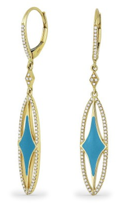 Madison L Essentials Earrings E1141TQY product image
