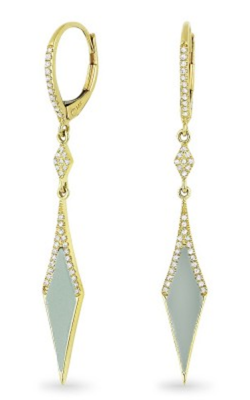 Madison L Essentials Earrings E1142MOPY product image
