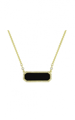 Madison L Stiletto Necklace N1106BOY product image