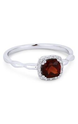 Madison L Essentials Fashion ring R1030GAW product image