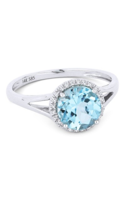 Madison L Essentials Fashion Ring R1075BTW product image