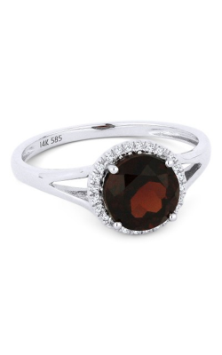 Madison L Essential Fashion ring R1075GAW product image
