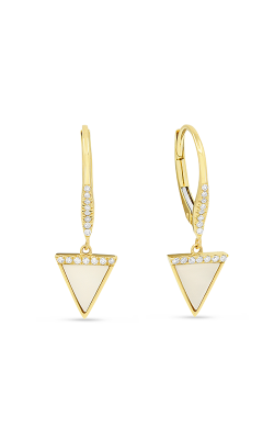 Madison L Earrings Earring E1512MOPY product image