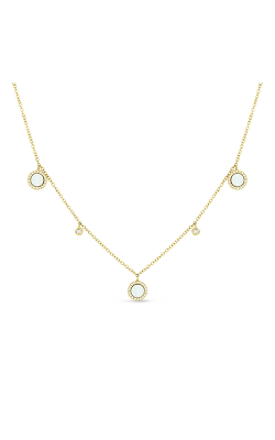 Madison L Necklaces N1378MOPY product image