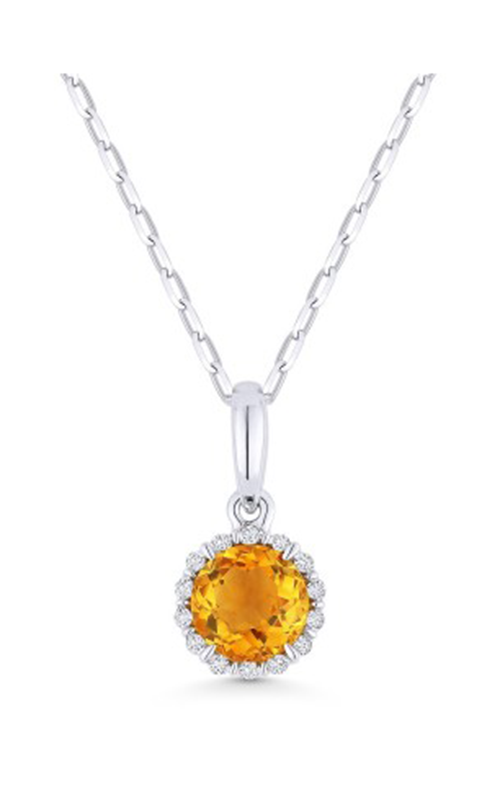 Madison L Essentials Necklace N1008CTW product image