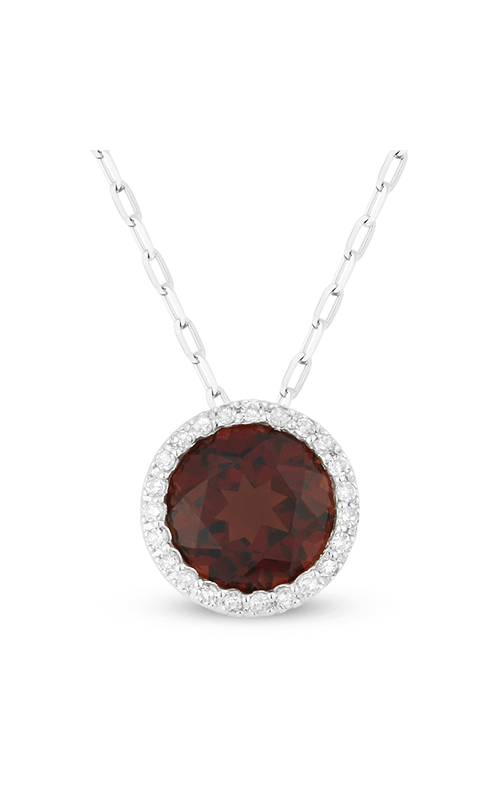 Madison L Essentials Necklace N1041GAW product image