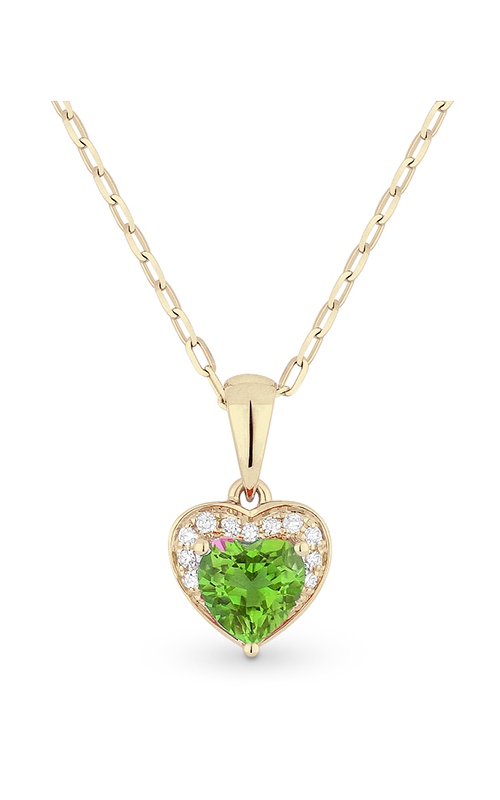 Madison L Hearts Necklace N1043PRY product image
