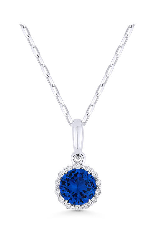 Madison L Essentials Necklace N1008BCW product image