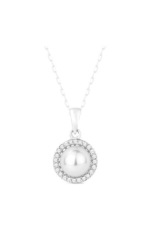 Madison L Essentials Necklace N1253PEW product image