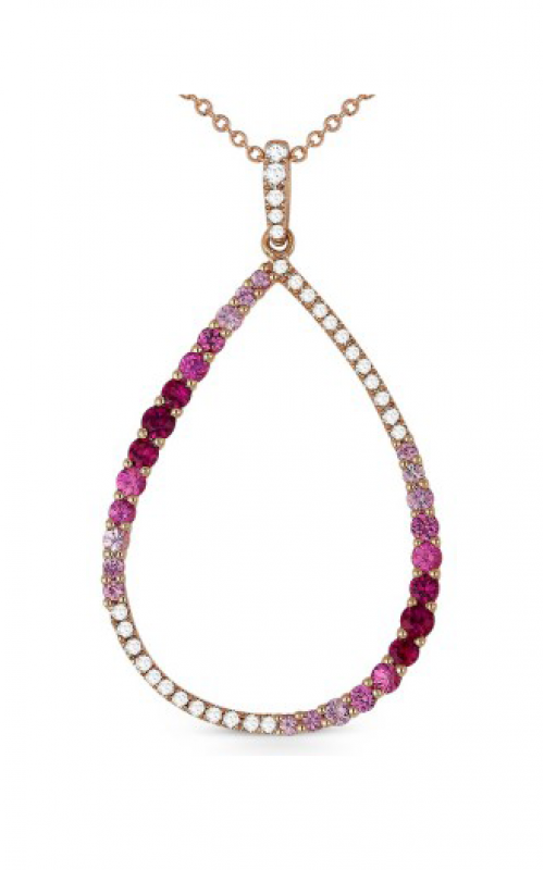Madison L Arianna Necklace N1178PSP product image