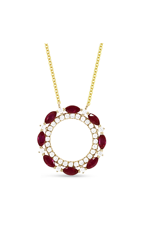 Madison L Necklaces Necklace N1487RUY product image