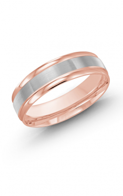 Malo Bands Fit Wedding Band LCF-031PG-10K product image