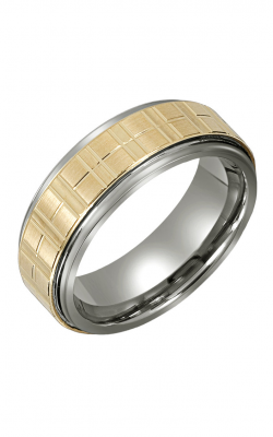 Malo Bands Zor Wedding Band GTG-006 product image
