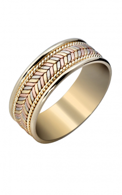 Malo Bands Prestige Wedding band P-004A-10K product image