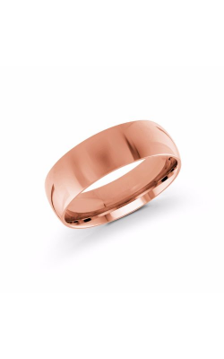 Malo Bands Signature Wedding Band J-100-7PG-10K product image