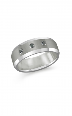Malo Bands Tungsten Wedding band TG-012D product image