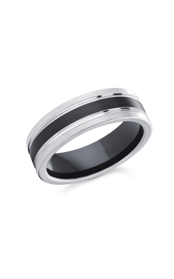 Malo Bands Black Cobalt Wedding band CB-017 product image