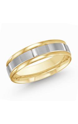 Malo Carved Wedding Band M3-636-6YW product image
