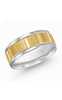 Malo Carved Wedding Band M3-636-8WY product image