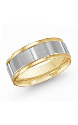 Malo Carved Wedding Band M3-636-8YW product image