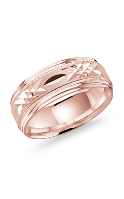 Malo Carved Wedding Band M3-007-8P product image