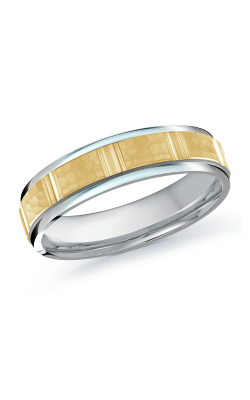 Malo Carved Wedding Band M3-811-6WY product image