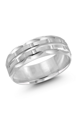 Malo Bands Carved Bands Wedding Band M3-931-8W product image