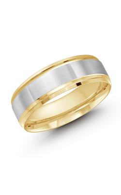 Malo Carved Wedding Band M3-411-7YW product image