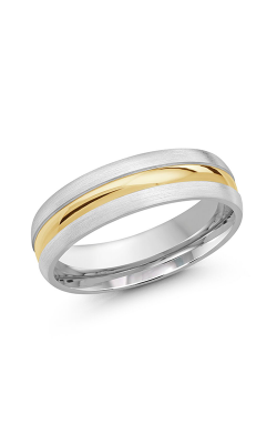 Malo Carved Wedding Band M3-245-6WY product image