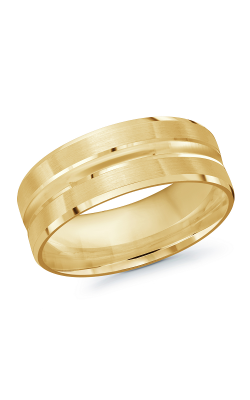 Malo Carved Wedding Band M3-1181-8Y product image