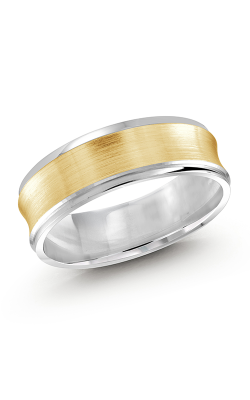 Malo Carved Wedding Band M3-095-7WY product image