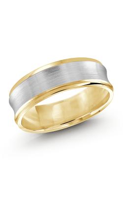 Malo Carved Wedding Band M3-095-7YW product image