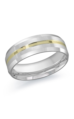 Malo Carved Wedding Band M3-1051-7WY product image