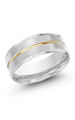 Malo Carved Wedding Band M3-1148-8WY product image