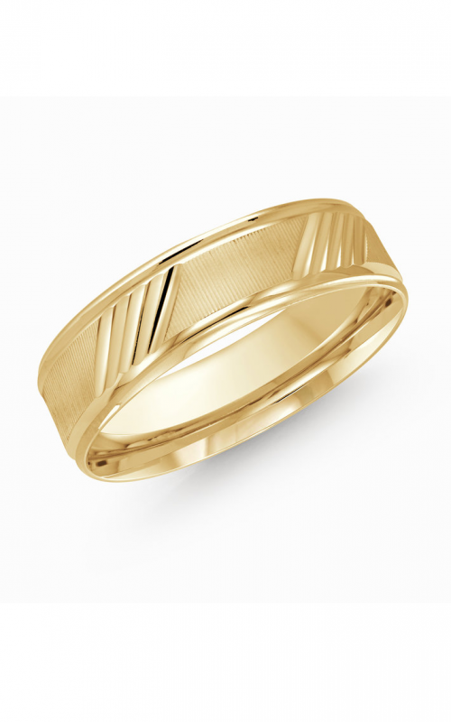 Malo Bands Fit Wedding band LCF-042Y-10K product image