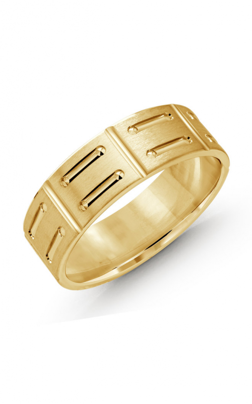 Malo Bands Fit Wedding band LCF-1088Y-10K product image