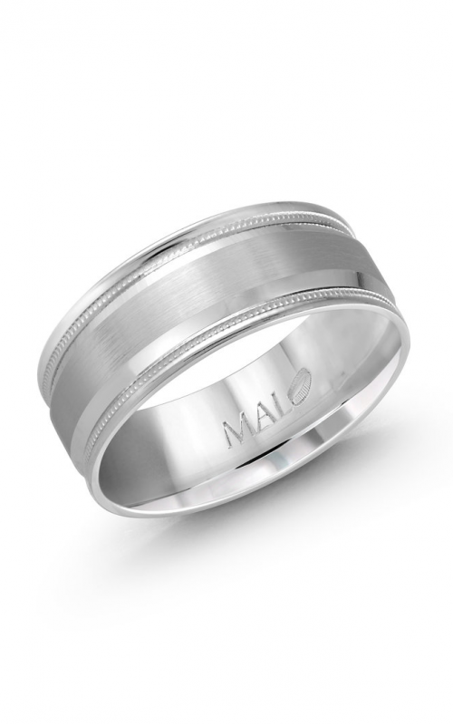Malo Bands Fit Wedding band LCF-032W-10K product image