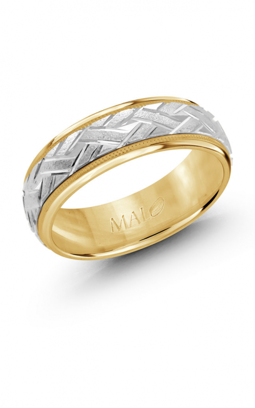 Malo Bands M3 Wedding band DC-045G-10K product image