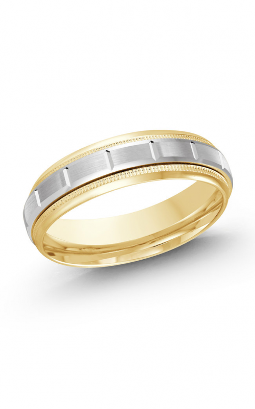 Malo Bands M3 Wedding band DC-107-6G-10K product image