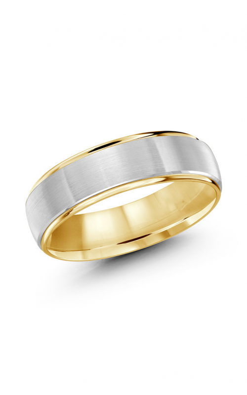Malo Bands M3 Wedding band JM-1166-6RG-10K product image