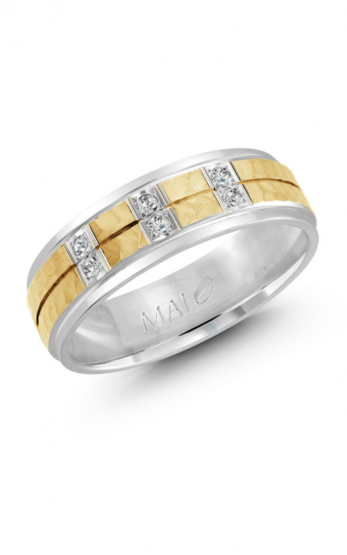 Malo Bands M3 Wedding band JMD-815-7G-10K product image
