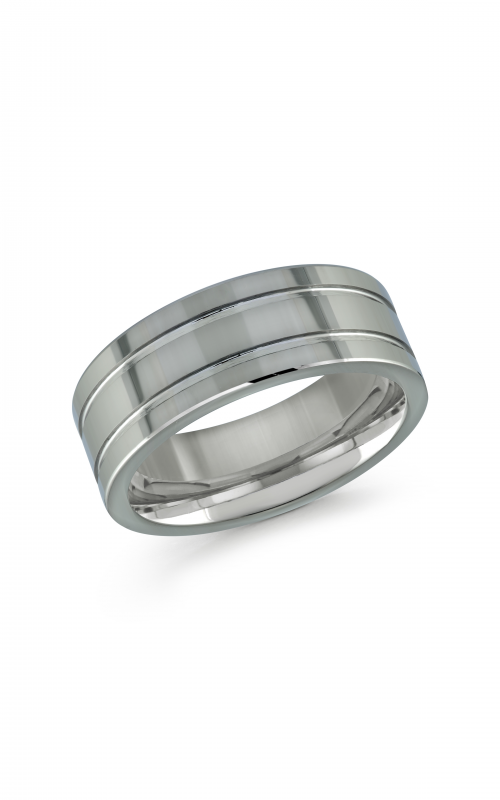 Malo Bands Tungsten Wedding band TG-008 product image
