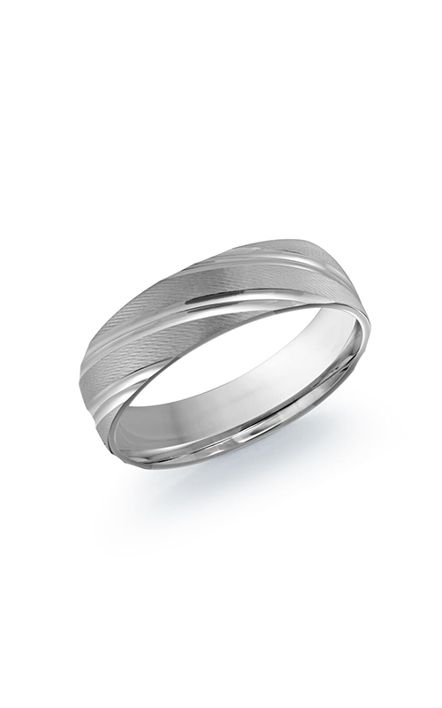 Malo Bands Lux Wedding band LUX-012-6W product image