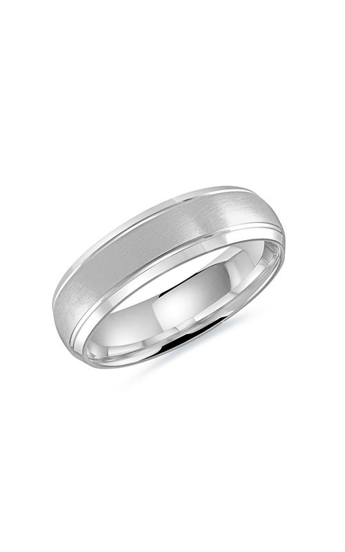 Malo Bands Lux Wedding band LUX-014-6W product image