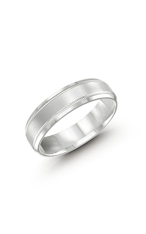 Malo Bands Lux Wedding band LUX-413-6W product image