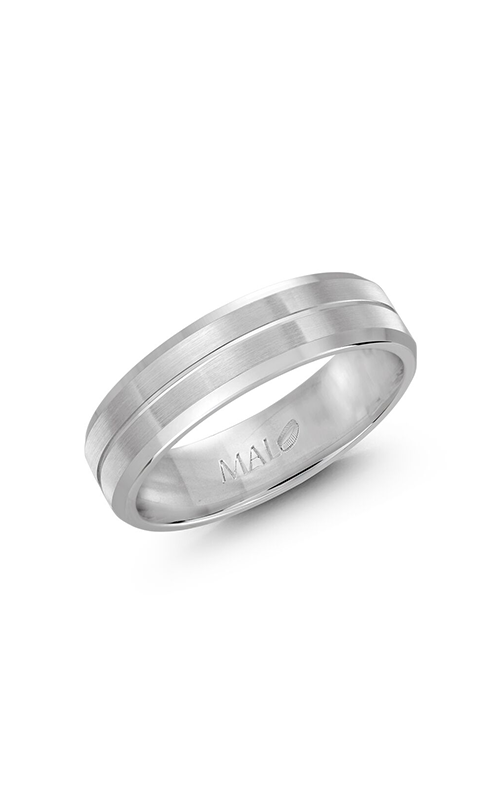 Malo Bands Lux Wedding band LUX-697-6W product image