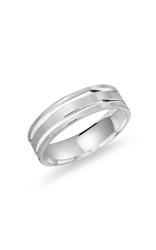 Malo Bands Lux Wedding band LUX-986-6W product image