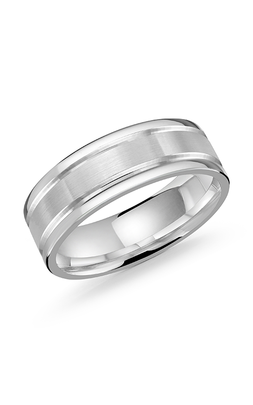 Malo Bands Carved Bands Wedding band M3-004-7W product image