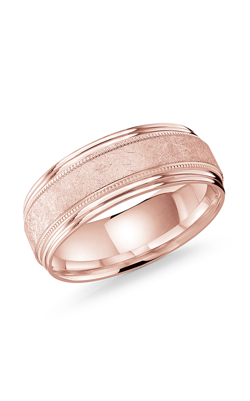 Malo Bands Carved Bands Wedding band M3-008-8P product image