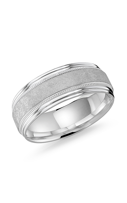 Malo Bands Carved Bands Wedding band M3-008-8W product image